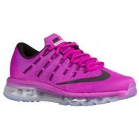 Nike Air Max 2016 - Ladies Running Shoes - Hyper Violet/Gamma Blue/White/Black