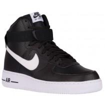 Nike Air Force 1 High - Men's Shoes - Black/White