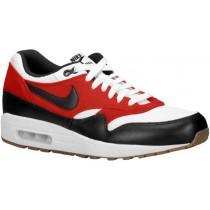 Nike Air Max 1 Essential - Men's Trainers - White/Black/Gamma Orange