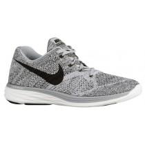 Nike Flyknit Lunar 3 - Men's Sneaker - Wolf Grey/Summit White/Cool Grey/Black
