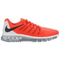 Nike Sportswear Air Max 2015 - Men's Shoes - Bright Crimson/Black/Summit White/Hot Lava
