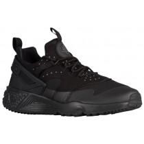 Nike Sportswear Air Huarache Utility - Men's Shoes - Black