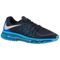 Nike Air Max 2015 - Men's Running Shoes - Dark Obsidian/Blue Lagoon/Copa/White