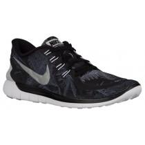 Nike Performance Free 5.0 - Black/Reflective Silver/Pure Platinum - Men's Training Shoe