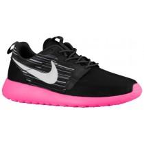 Nike Roshe One Hyperfuse - Black/Medium Ash/Hyper Pink/White - Men's Training Shoe