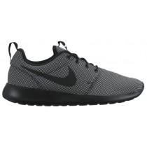 Nike Performance Roshe One Premium - Men's Training Shoe - Black/White/Black