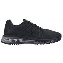 Nike Air Max 2015 - Black - Men's Running Shoes