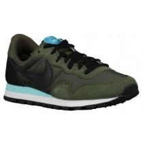 Nike Air Pegasus '83 N7 - Men's Running Shoe - Rough Green/Hyper Turquoise/Dark Turquoise/Black