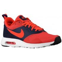 Nike Air Max Tavas Essential - Rio/Dark Crimson/Midnight Navy/Bright Crimson - Men's Trainers
