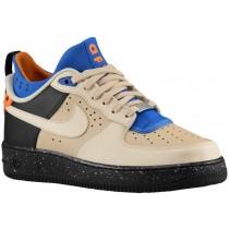 Nike Sportswear Air Force 1 Comfort Mowabb - Sand Dune/Black/Copper Flash - Men's Shoes