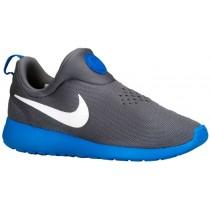 Nike Roshe One Slip On - Dark Grey/Photo Blue/Game Royal/White - Men's Shoe