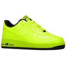 Nike Air Force 1 Low - Men's Shoes - Volt/Volt/Black
