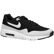 Nike Air Max 1 Ultra Moire - Men's Shoes - Black/White