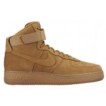 Nike Sportswear Air Force 1 High LV8 - Men's Sneaker - Flax/Outdoor Green