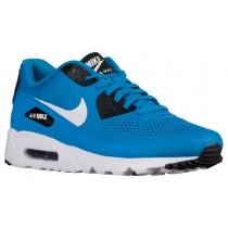 Nike Sportswear Air Max 90 Ultra Essential - Heritage Cyan/Black/White - Men's Trainers