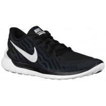 Nike Performance Free 5.0 - Black/Dark Grey/Cool Grey/White - Men's Running Shoe