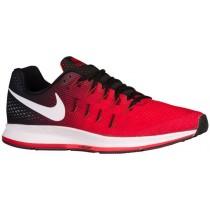 Nike Air Zoom Pegasus 33 - University Red/Black/Bright Crimson/White - Men's Running Shoe