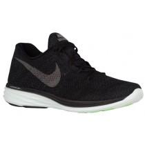 Nike Flyknit Lunar 3 - Men's Sneaker - Black/Metallic Pewter/Anthracite/Barely Green