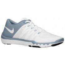 Nike Free Trainer 5.0 V6 - White/Dove Grey/Pure Platinum - Men's Running Shoe