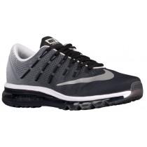 Nike Sportswear Air Max 2016 - Men's Shoes - Black/White/Reflective Silver/Print
