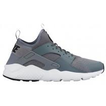 Nike Sportswear Air Huarache Run Ultra - Men's Running Shoes - Cool Grey/White/Black