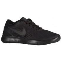 Nike Performance Free RN - Black/Anthracite - Women's Running Shoe