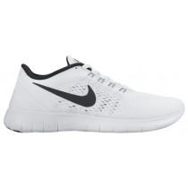 Nike Performance Free RN - White/Black - Women's Running Shoe
