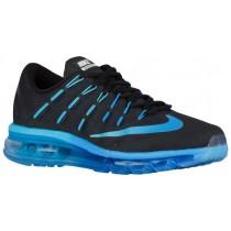 Nike Air Max 2016 - Black/Deep Royal Blue/Blue Grey/Multi-Color - Women's Running Shoes