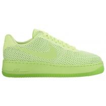 Nike Sportswear Air Force 1 Low Upstep BR - Ladies Sneaker - Ghost Green