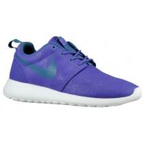 Nike Performance Roshe One Print - Women's Training Shoe - Purple Haze/Hyper Grape/Volt/Riftblue