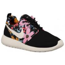 Nike Performance Roshe One Aloha Print - Black/Sail - Women's Shoe