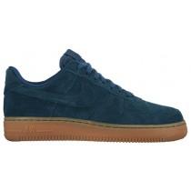 Nike Air Force 1 '07 Mid Suede - Women's Sneaker - Teal