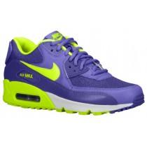 Nike Air Max 90 - Purple Haze/Hyper Grape/Summit White/Volt - Ladies Trainers