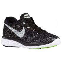 Nike Flyknit Lunar 3 - Women's Sneaker - Black/Midnight Fog/Wolf Grey/White