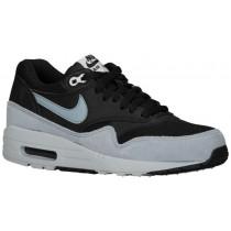 Nike Air Max 1 Essential - Black/Pure Platinum/Dove Grey - Women's Shoes