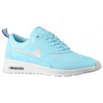 Nike Sportswear Air Max Thea - Glacier Ice/Purple Fade/White/Light Base Grey - Women's Trainers