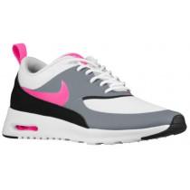 Nike Sportswear Air Max Thea - White/Hyper Pink/Cool Grey/Black - Women's Running Shoes