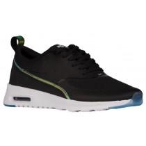 Nike Sportswear Air Max Thea Premium - Black/Blue Tint - Women's Trainers