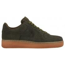 Nike Sportswear Air Force 1 '07 Mid Suede - Ladies Sneaker - Dark Loden