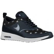 Nike Sportswear Air Max Thea Print - Black/Anthracite/Wolf Grey/Dark Grey - Women's Trainers