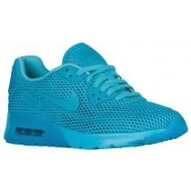 Nike Sportswear Air Max 90 Ultra Breathe - Gamma Blue/Blue Lagoon - Women's Running Shoes