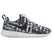 Nike Roshe One Print Rostar - White/Black - Women's Training Shoe