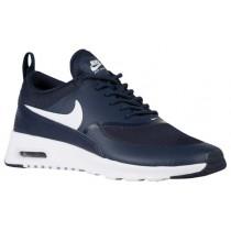 Nike Sportswear Air Max Thea - Women's Trainers - Obsidian/White