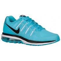 Nike Performance Air Max Dynasty - Women's Trainers - Gamma Blue/White/Black