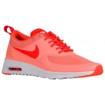 Nike Sportswear Air Max Thea - Women's Running Shoes - Atomic Pink/Total Crimson/White
