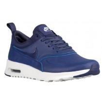Nike Air Max Thea Premium - Women's Running Shoes - Loyal Blue/Loyal Blue/Summit White