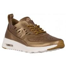 Nike Sportswear Air Max Thea Joli - Metallic Golden Tan - Ladies Trainers