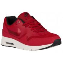 Nike Sportswear Air Max 1 Ultra Essentials - Gym Red/Black/Sail - Ladies Running Shoes