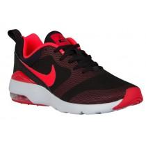 Nike Sportswear Air Max Siren - Women's Running Shoe - Black/Bright Crimson/University Red