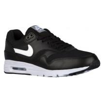 Nike Air Max 1 Ultra Essentials - Black/White/Stealth/Pure Platinum - Ladies Shoes